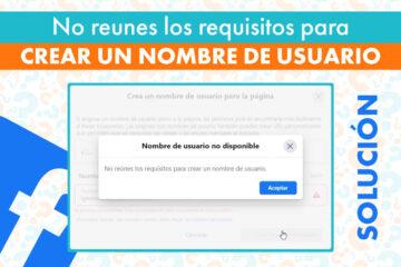 Crear nombre de usuario [NO CUMPLES LOS REQUISITOS] Solución - Blog - Rijo Ayuda - Tutoriales